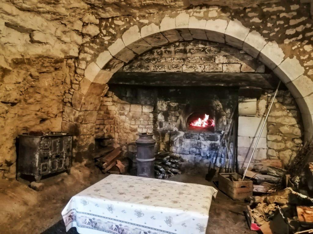 Visite gourmande dans un château à Chinon